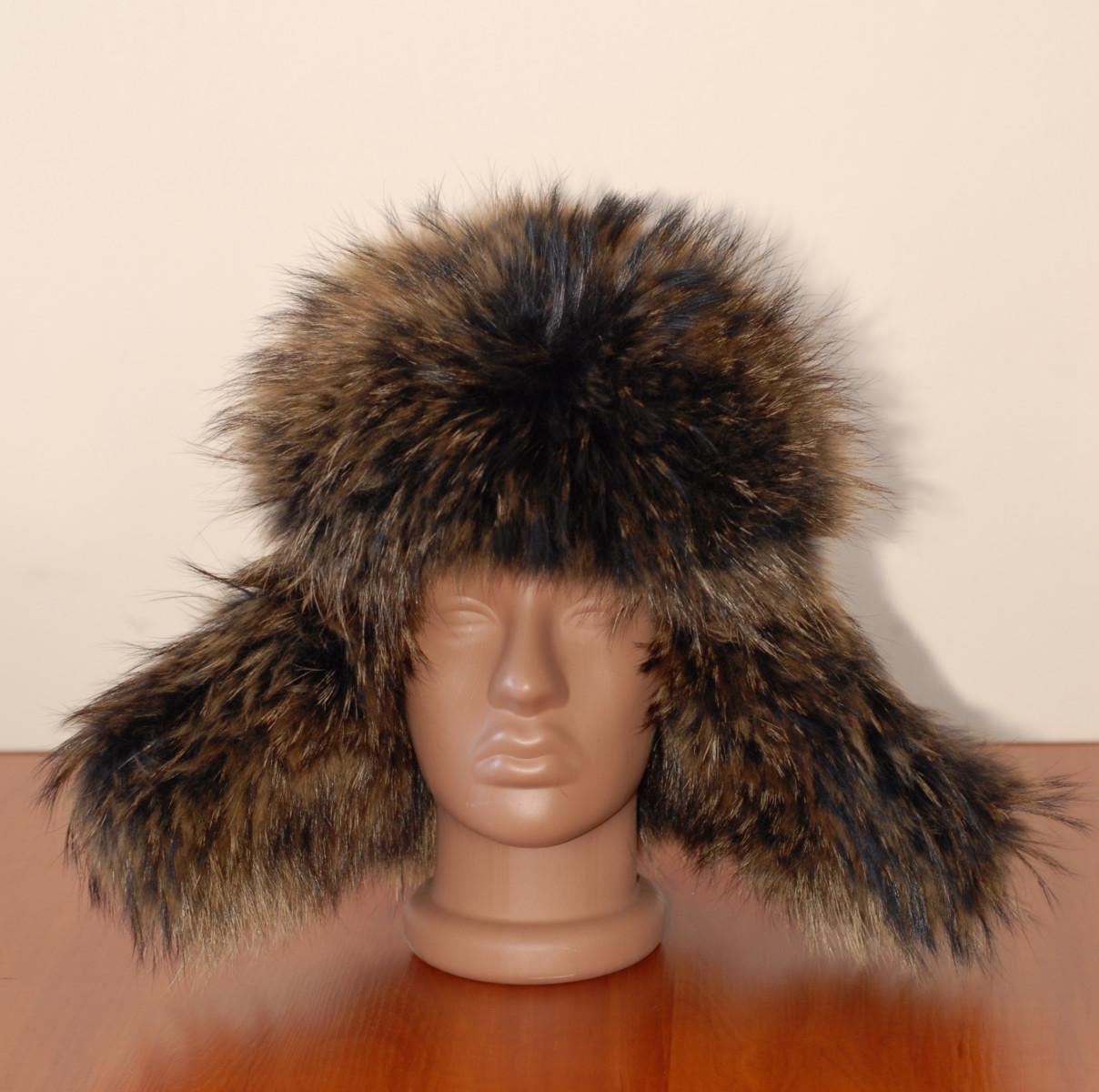 5235b0fd2842 Стильная зимняя меховая шапка